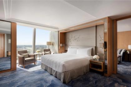 Shangri-La The Shard Hotel London Premier Shard Suite
