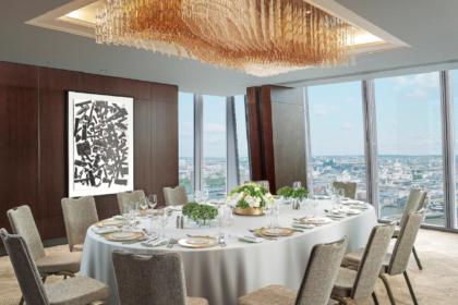 Shangri La The Shard London Luxury Meeting Venue Li Room