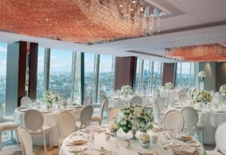 Shangri La The Shard London Luxury Wedding Venue Ren Room