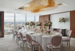 Shangri-La Hotel, At The Shard, London Li Room
