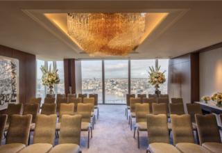 Shangri-La Hotel, At The Shard, London, Li Room - Theatre Style meetings