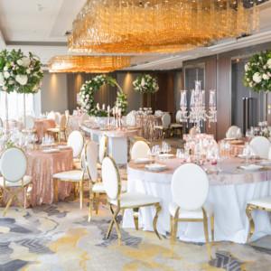 Shangri-La The Shard London Luxury Modern Wedding Venue, Photo By Anneli Marinovich Photography
