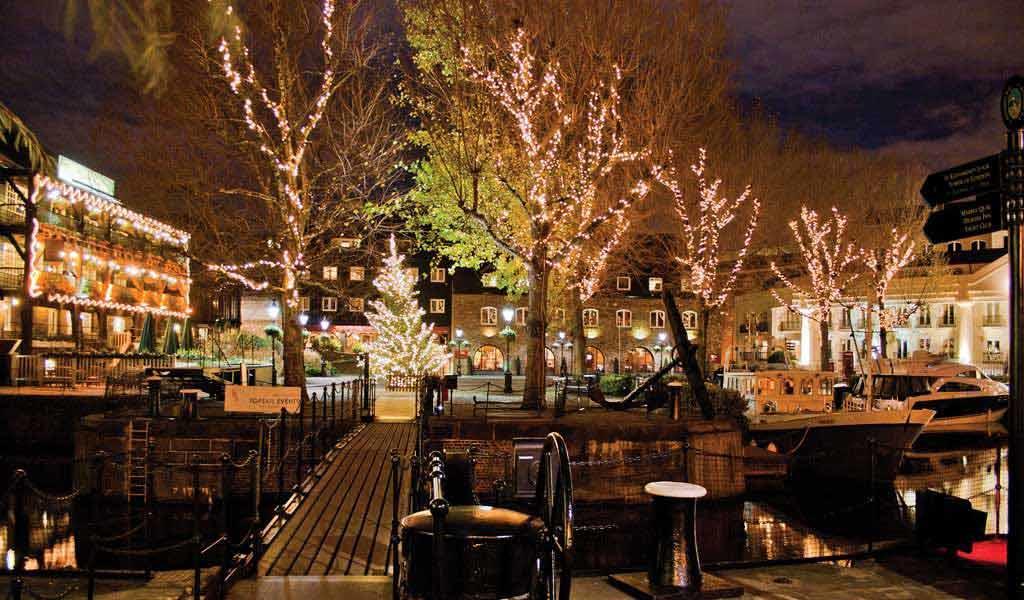 The Hurlingham Club London Christmas Party Venue