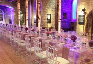 Tower of London Wedding Reception Dinner