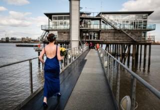 Greenwich Yacht Club Waterfront Wedding Venue London