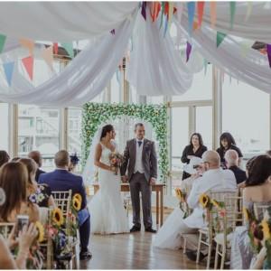 Greenwich Yacht Club London Waterfront Wedding Venue, Photo By Diana V Photography & Film