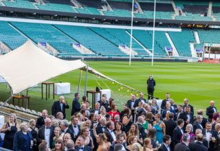 Twickenham Stadium London Corporate Events Bircan Tulga Photography