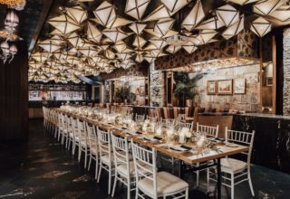 Cloudland Weddings Cellar