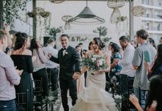 The Island Gold Coast, Surfers Paradise, Waterfront Wedding Venue, Ceremony
