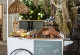 The Island Gold Coast, Surfers Paradise, Waterfront Wedding Venue, Oyster Bar