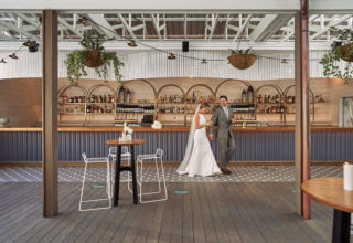 The Island Gold Coast, Surfers Paradise, Waterfront Wedding Venue, The Glasshouse, Bar