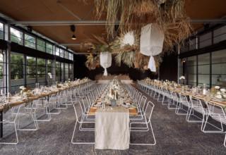 The Island Gold Coast, Surfers Paradise, Waterfront Wedding Venue, The Glasshouse, Greenery