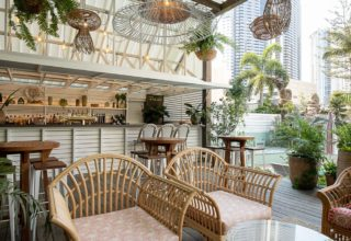 The Island Gold Coast, Surfers Paradise, Waterfront Wedding Venue, The Glasshouse, Pool Deck