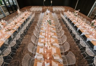 The Island Gold Coast, Surfers Paradise, Waterfront Wedding Venue, The Glasshouse, Chairs