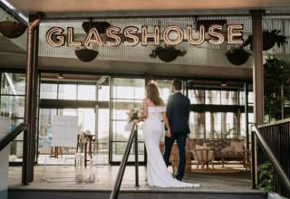 The Island Gold Coast, Surfers Paradise, Waterfront Wedding Venue, The Glasshouse, Exterior Walking