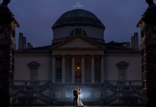 London Wedding Chiswick house