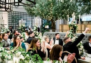Kimpton Fitzroy London Wedding Venue, Photo by Paul Santos Photography