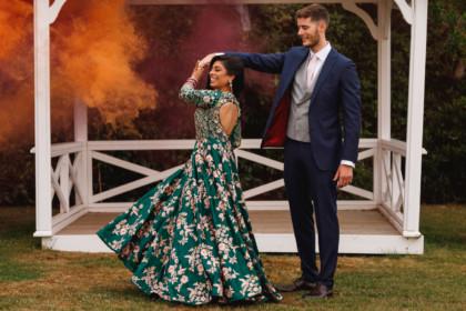 Matthew & Divya, De Vere Wokefield Estate Wedding