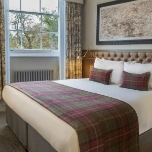 De Vere Wokefield Estate, Wedding and Conference Accommodation, Superior Mansion Bedroom
