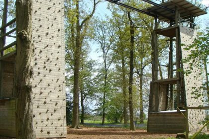 De Vere Wokefield Estate, Corporate Team Building Activities, Climbing Tower