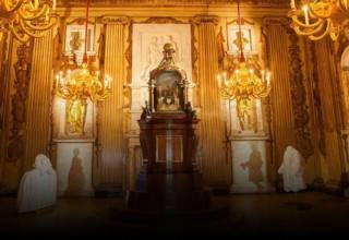 Kensington Palace, London Wedding & Events Venue, Kings State Apartments