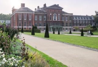 Kensington Palace London, Wedding and Event Venue, Exterior View