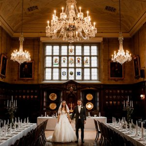Ironmongers' Hall London Wedding Venue, Banqueting Hall Reception, Damion Mower Photography