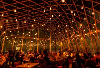 SUSHISAMBA London Heron Tower Wedding & Social Events Venue, Restaurant Dining