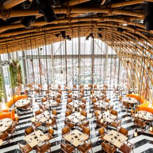 SUSHISAMBA London Herron Tower Wedding & Events Venue, Main Restaurant